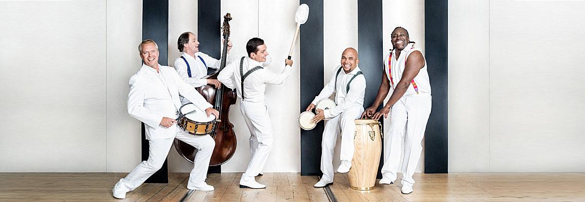 Klazz Brothers & Cuba Percussion