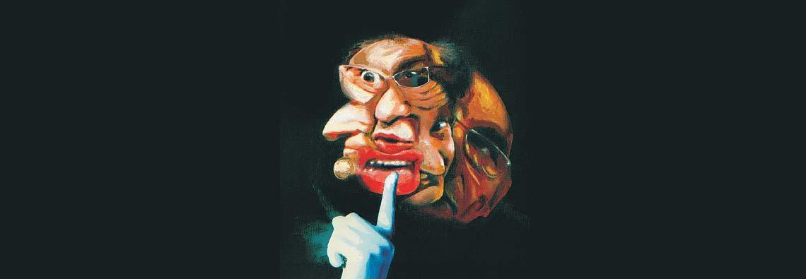 Sigi Zimmerschied - Maskenball